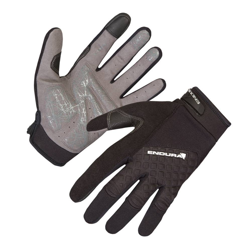 Endura Hummvee Plus Glove, Black: L