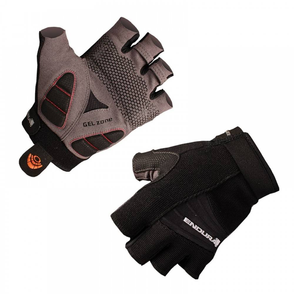 Endura Hummvee Plus Mitt, Black: S