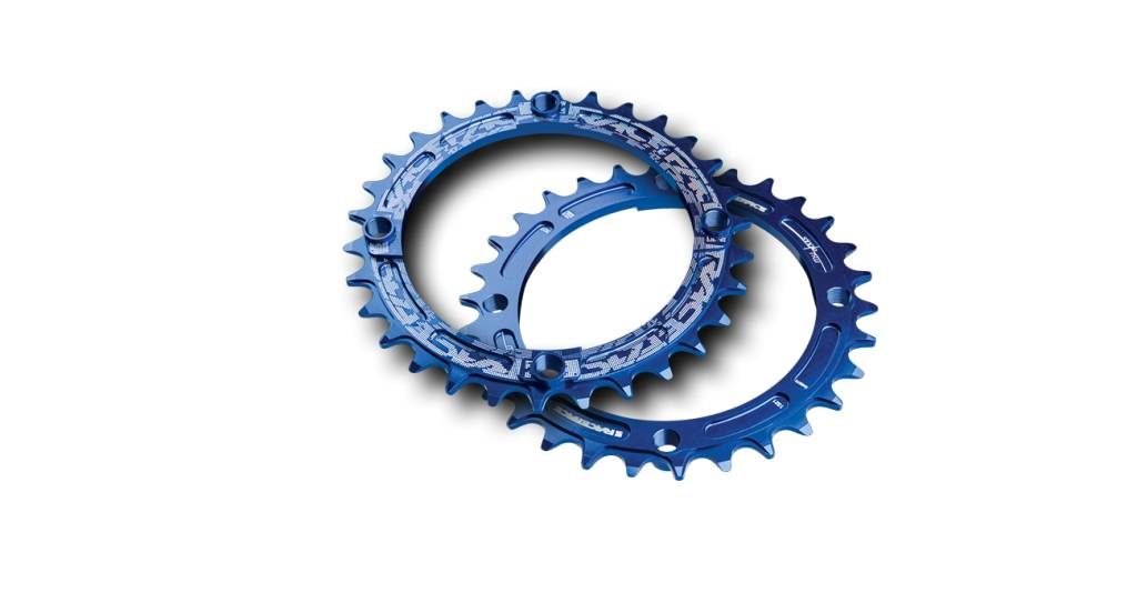 RaceFace RaceFace Narrow Wide Chainring 30T Blue