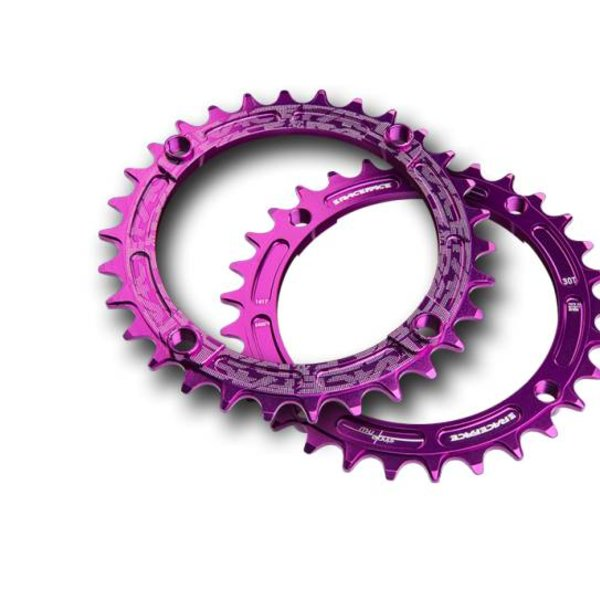 Race Face RaceFace Narrow Wide Chainring 30T Purple