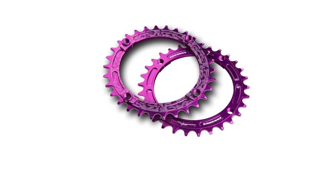 Race Face RaceFace Narrow Wide Chainring 30T Purple