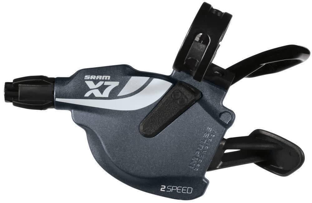 SRAM Shifter X-7 Trigger 2sp Front Shifter