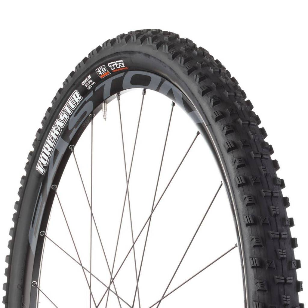 Maxxis Maxxis Forekaster 29 x 2.35 Tire, Folding, 120 tpi, Dual Compound, EXO, Tubeless Ready