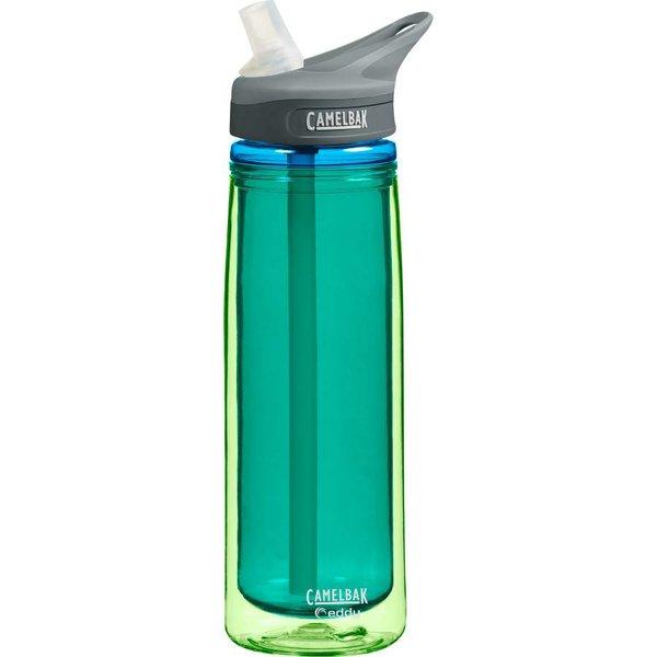 Camelbak Camelbak eddy Insulated Water Bottle: 0.6 Liter~ Jade