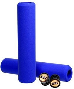 ESI ESI Chunky Silicone Grips: Blue