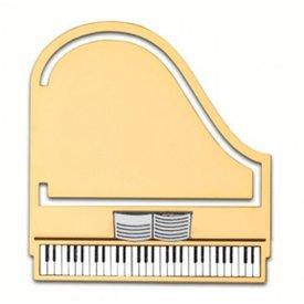 Piano Bookmark