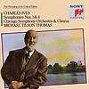 CD Ives: Sym. 1 & 4, Thomas/CSO&C