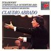 CD Tchaikovsky: Sym. 3, 1812 Overture, Abbado/CSO