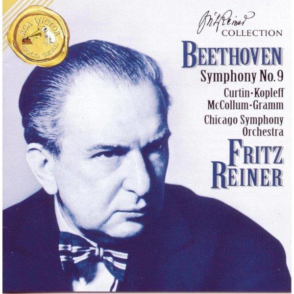 CD Beethoven: Sym. 9, Reiner/CSO