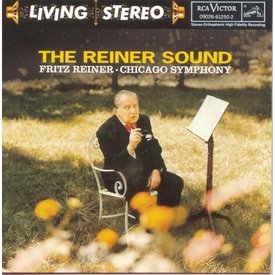 CD The Reiner Sound, Reiner/CSO