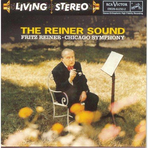 CD The Reiner Sound, Reiner/CSO