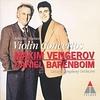 CD Sibelius, Nielsen: VC, Barenboim/Vengerov/CSO