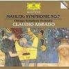 CD Mahler: Sym. 7, Abbado/CSO