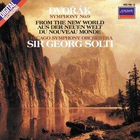 CD Dvorak: Sym. 9, Solti/CSO