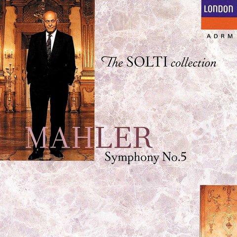 CD Mahler: Sym. 5, Solti/CSO