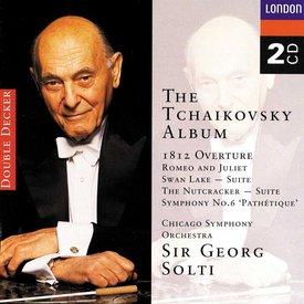 "CD Tchaikovsky: ""Tchaikovsky Album"", Solti/CSO"