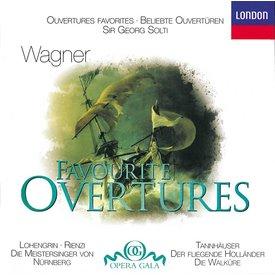 CD Wagner: Favorite Overtures, Solti/CSO/VPO