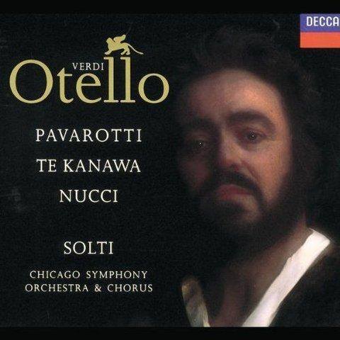 CD Verdi: Otello, Solti/CSO&C