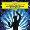 CD Strauss: Also sprach Zarathustra, Mahler: Totenfeier, Boulez/CSO