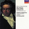 CD Beethoven: Complete PC, Solti/Ashkenazy/CSO