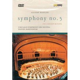 DVD Mahler: Sym. 5, Barenboim/CSO