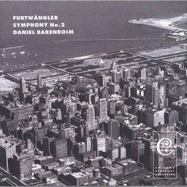 CD Furtwangler: Sym. 2, Barenboim/CSO