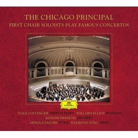 CD The Chicago Principal: First Chair Soloists Play Famous Concertos