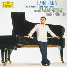 CD Tchaikovsky, Mendelssohn: PC 1, Barenboim/Lang/CSO