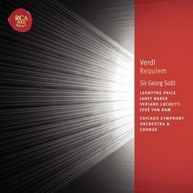 CD Verdi: Requiem, Solti/CSO&C