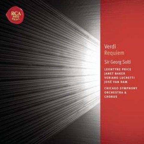 CD Verdi: Requiem, Solti/CSO&C