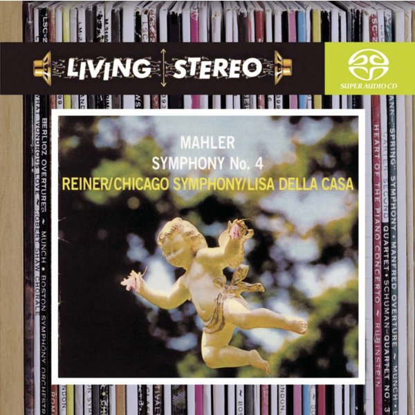 SACD Mahler: Sym. 4, Reiner/Della Casa/CSO