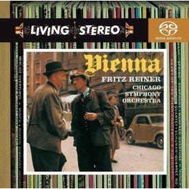 SACD Vienna: Various Viennese Works, Reiner/CSO