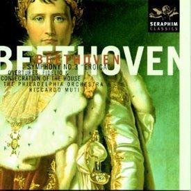 CD Beethoven: Sym. 3, Muti/Philadelphia