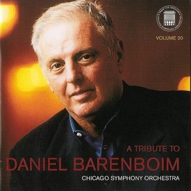 CD From the Archives, Vol. 20: A Tribute to Daniel Barenboim