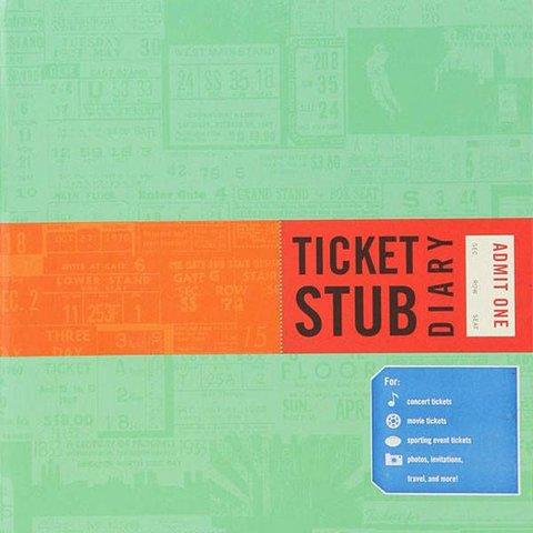 Journal Ticket Stub