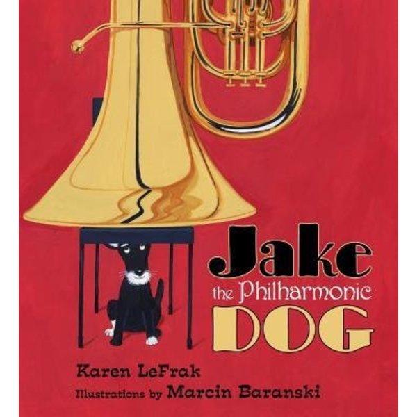 Jake the Philharmonic Dog, LeFrak/Baranski