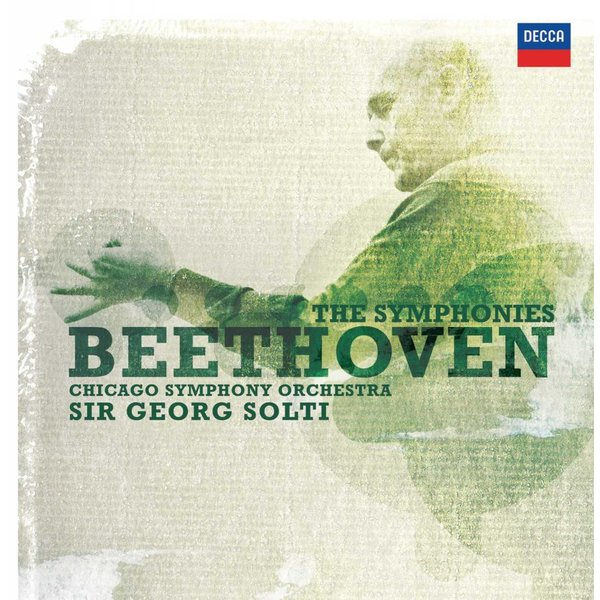 CD Beethoven: Complete Symphonies, Solti/CSO