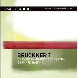 SACD Bruckner: Sym. 7, Haitink/CSO