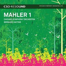 CD Mahler: Sym. 1, Haitink/CSO