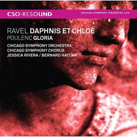 SACD Ravel: Daphnis et Chloe, Poulenc: Gloria, Haitink/CSO&C