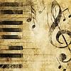 Piano Napkins