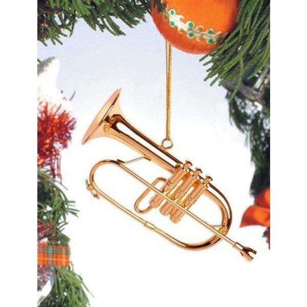 Ornament Flugelhorn