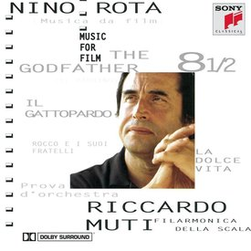 CD Rota: Music for Film, Muti/La Scala