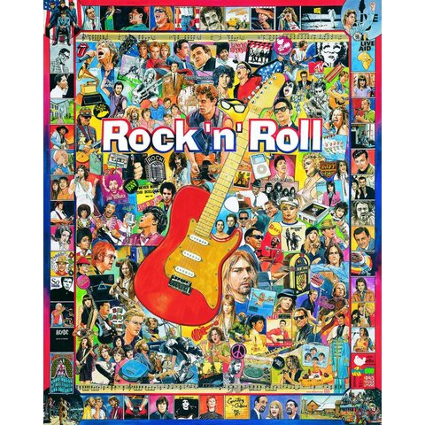 Puzzle - Rock 'n' Roll