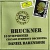 CD Bruckner: Complete Symphonies, Barenboim/CSO