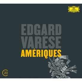CD Varese: Ameriques, Arcana, Deserts, Ionisation, Boulez/CSO