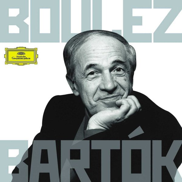 CD Pierre Boulez Conducts Bartok, Boulez/CSO&C