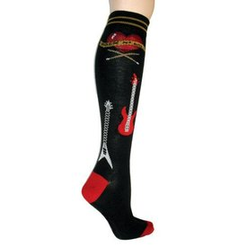 Socks - Women's Rock n' Roll Knee Highs