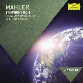 CD Mahler: Sym. 5, Abbado/CSO