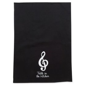 Tea Towel - Treble in the Kitchen
